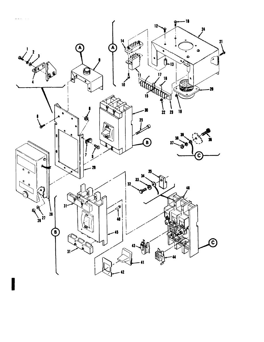 Figure 6 37c motor operated circuit breaker assembly cb2 for Motor operated circuit breaker