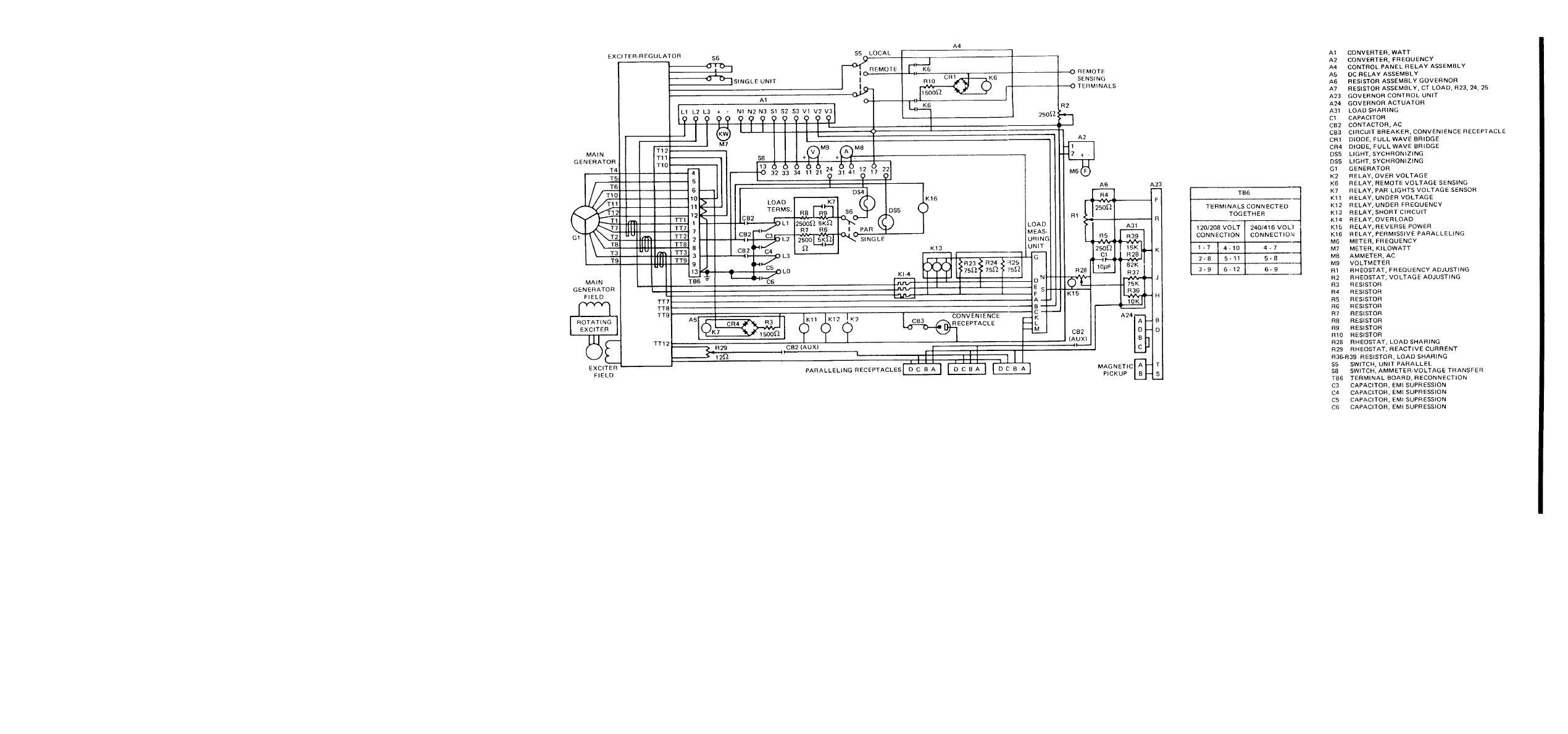 208 230 3 phase wiring diagram