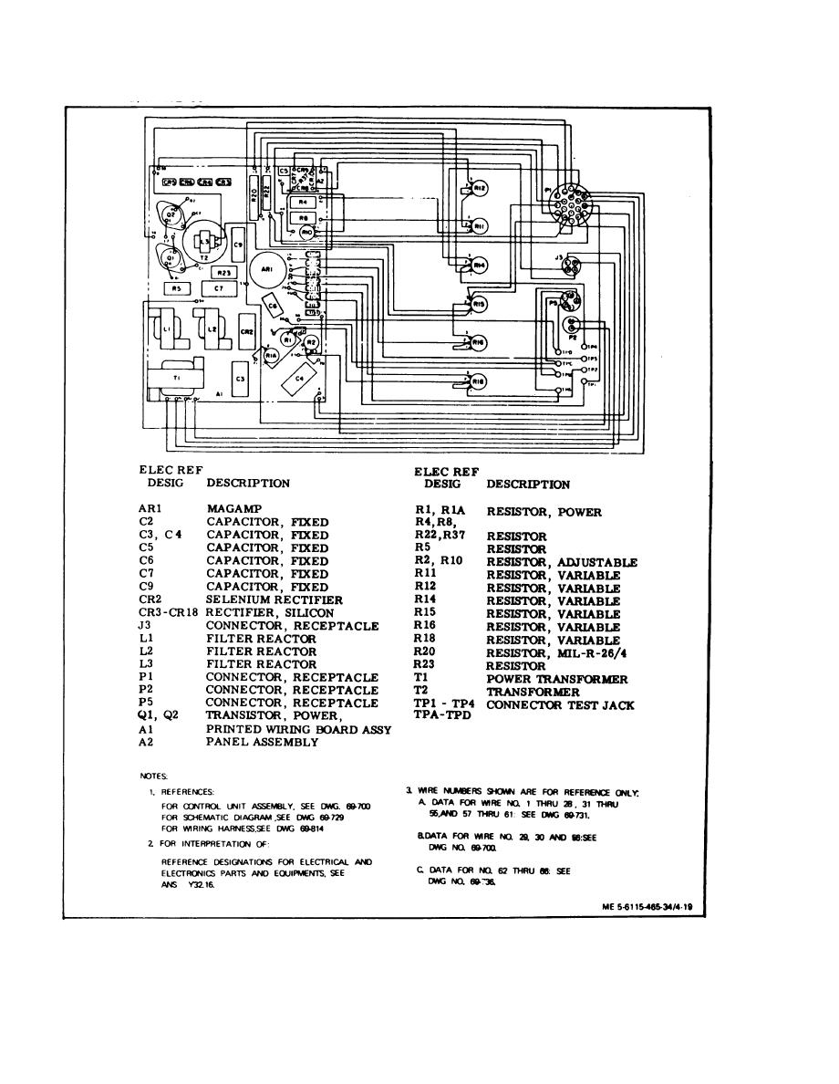 Figure 4 19 50 60 Hz Governor Control Unit Wiring Diagram