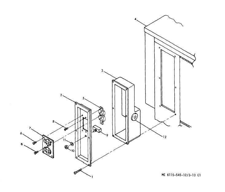 Figure 3 13 Convenience Receptacle