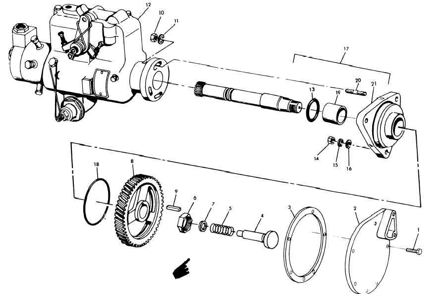 TM 5 6115 545 34_360 on 7 3 Diesel Injection Pump Repair