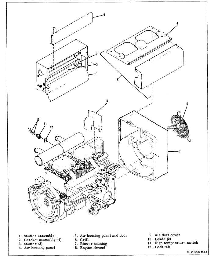 Figure 3 1 Engine Cooling System