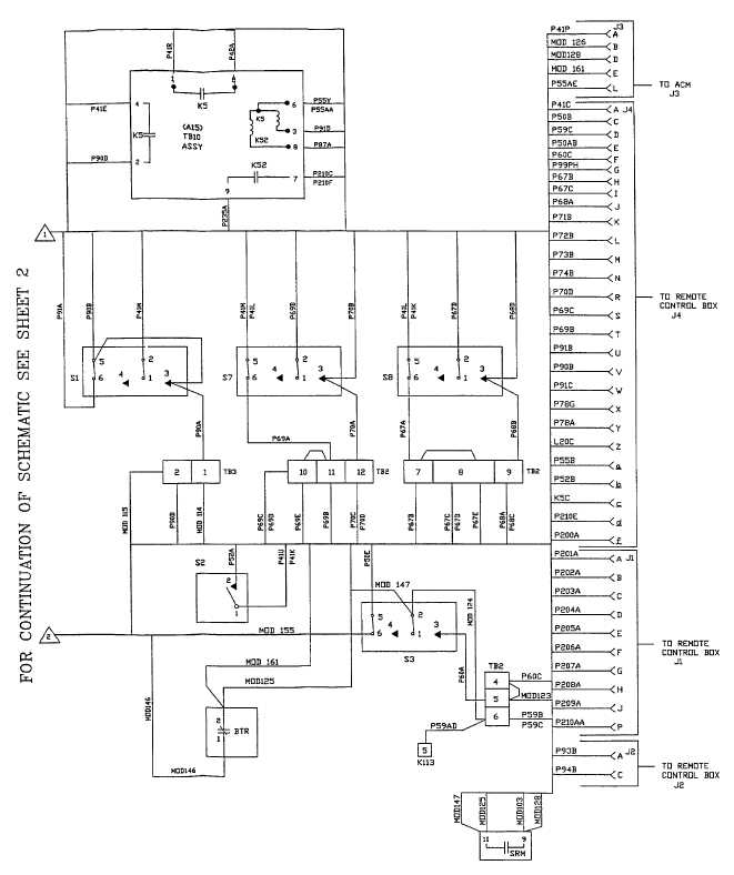 Fo 3 Dc Wiring Diagram Sheet 1 Of 5