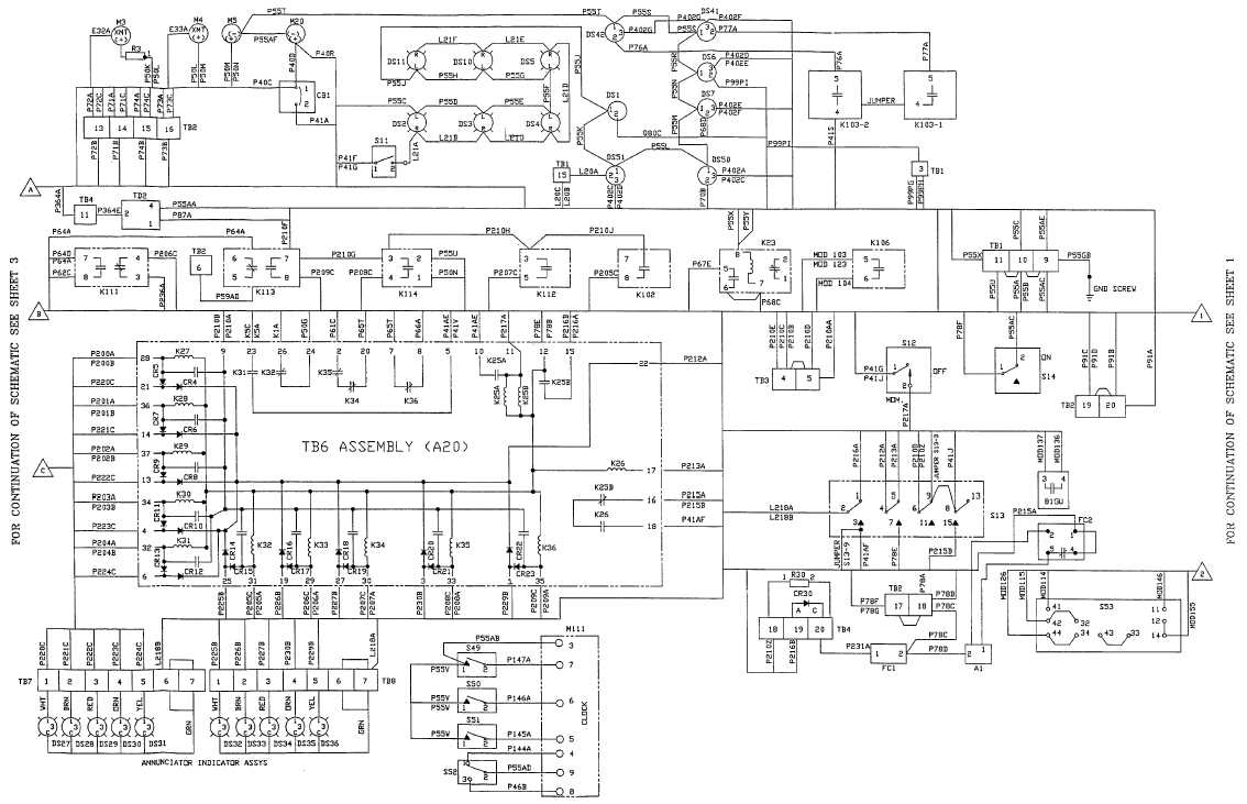 fo 3 dc wiring diagram sheet 2 of 5 tm 5 6115 593 12 to 35c2 3 463 1 fo 3 dc wiring diagram sheet 2 of 5 fp 15 fp 16 blank
