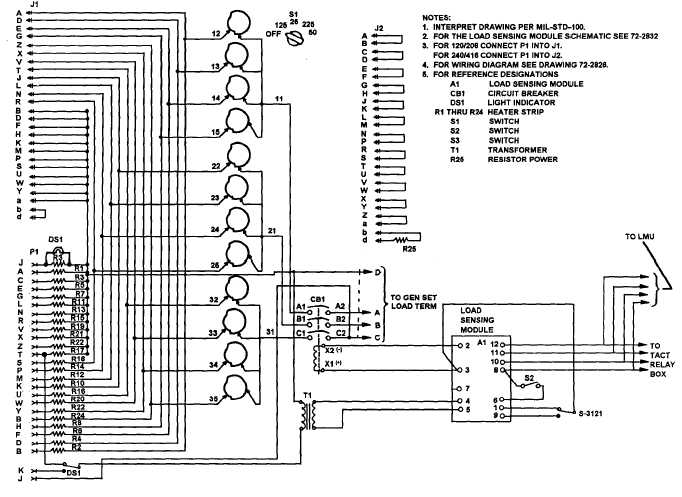 avtron load bank wiring diagram