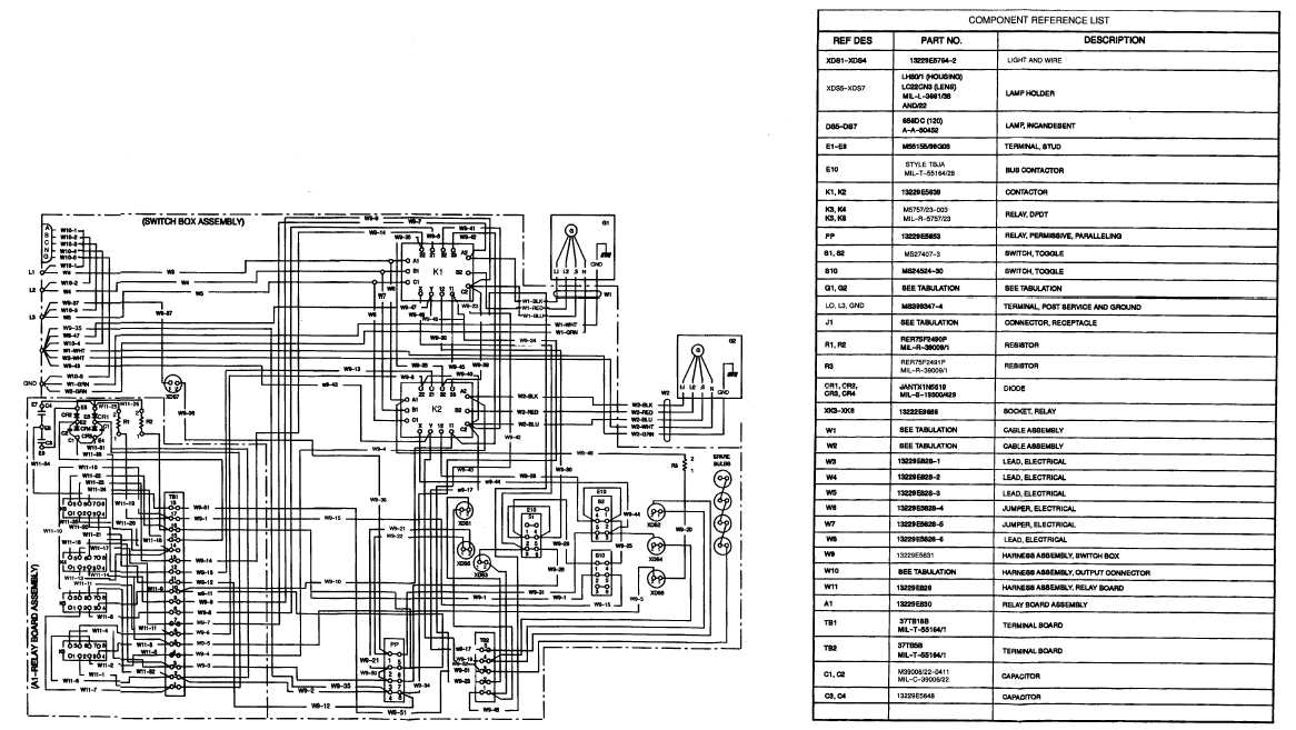 figure fo. power plant wiring diagram., wiring diagram