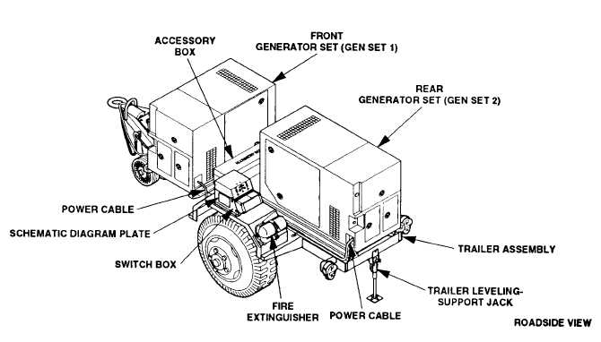 detroit diesel switch diagram