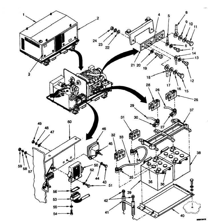 60 Generator - Wiring Diagram Database on