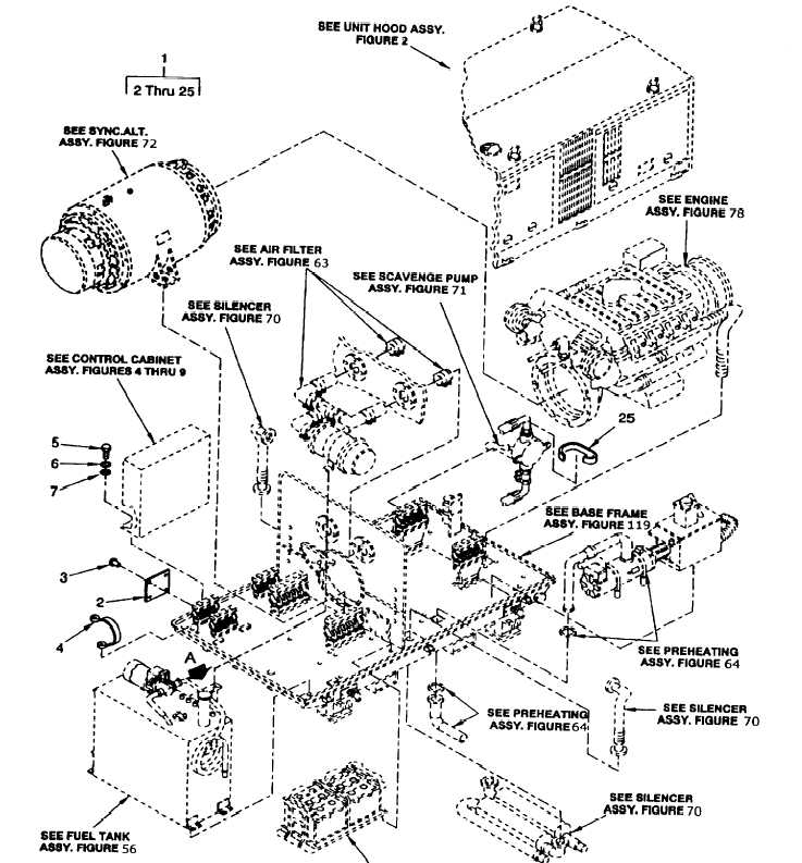 honda eb5000x generator parts diagram